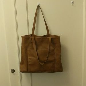 Forever 21 Brown Tote